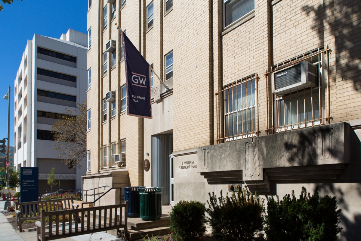 Second Year Residence Halls Gw Housing Division Of