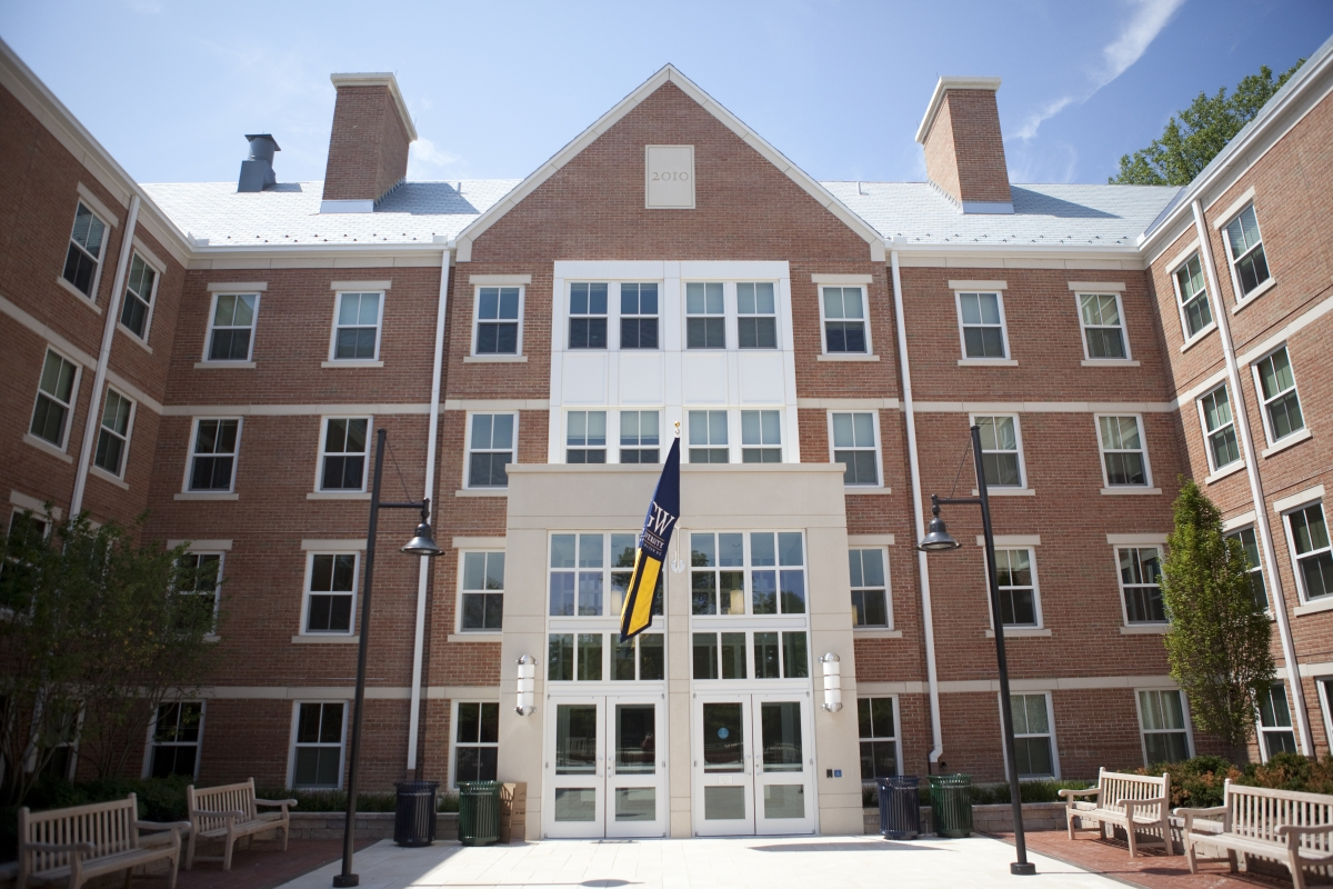 First Year Residence Halls Gw Housing Division Of