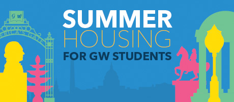 Summer Housing for GW Students
