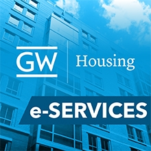 Access GW Housing e-Services Here