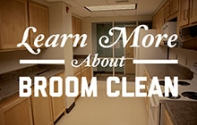 Learn More About Broom Clean