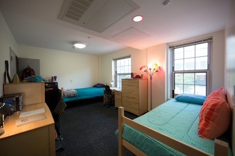 GW Student Summer Housing: Traditional Room, Lafayette Hall