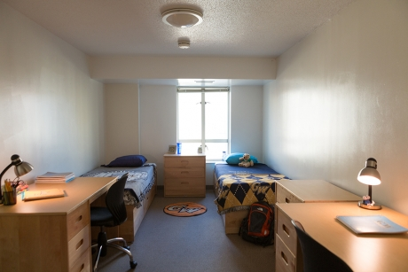 GW Student Summer Housing: Shared Apartment, Shenkman Hall
