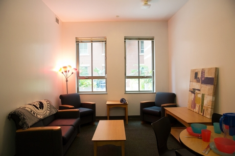 GW Student Summer Housing: Single Rooms 4-Person Apartment, South Hall