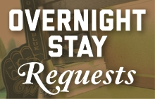 Overnight Stay Requests