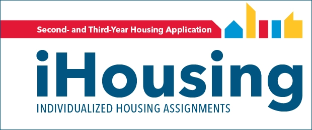 Second- & Third-Year Student Housing Selection 2016-2017